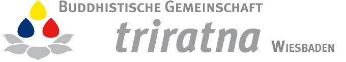 Buddhistische Gemeinschaft triratna Wiesbaden – Logo